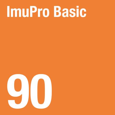 ImuPro Basic - 90 foods analysed